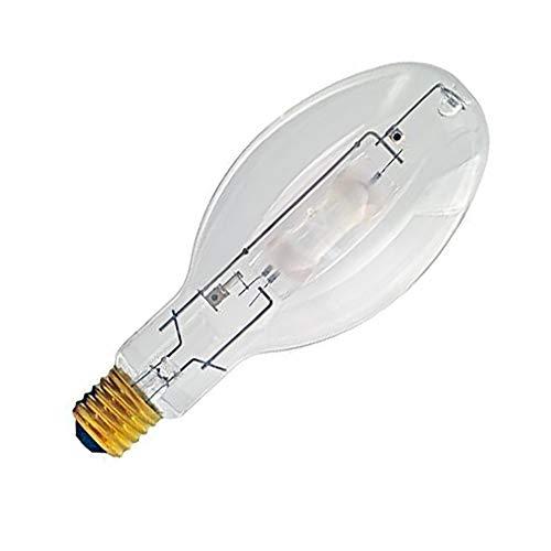 FSL Lámpara yoduri metálicos 400 W MH-ED400 casquillo E40 halogenuro helisoidal transparente
