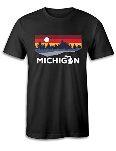 The Michigan Outfitter Michigan Lake - Black XL