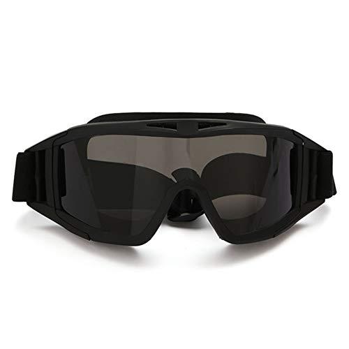 Taktische Brille Wüstenbrille Wüstenbrille Winddicht Antibeschlag Sanddicht CS Tactical Paintball Schießbrille