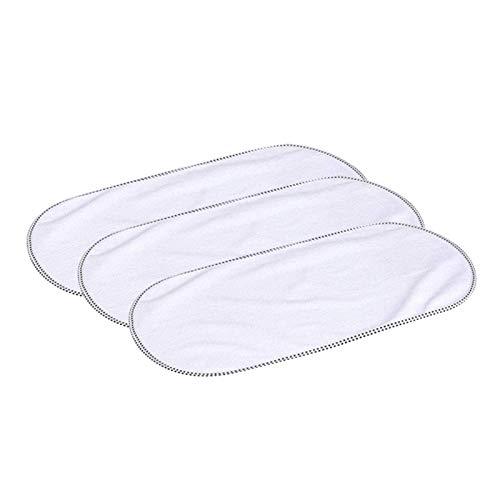 badewanne Cambiador portátil para bebé, almohadilla impermeable para pañales plegable multifuncional lavable, adecuado para recién nacidos y al aire libre, viajes