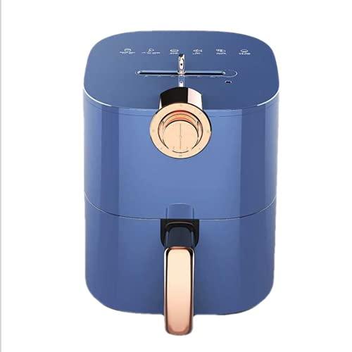 Huishoudelijke lucht friteuse, machine grote capaciteit intelligente rookvrije friet elektrische luchtfristus, elektrisch geen olie, non-stop mand