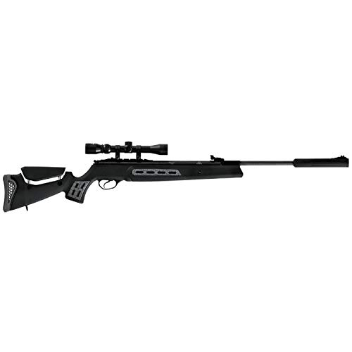 Hatsan HC125SN22 125 Sniper Combo Air Rifle, .22, black