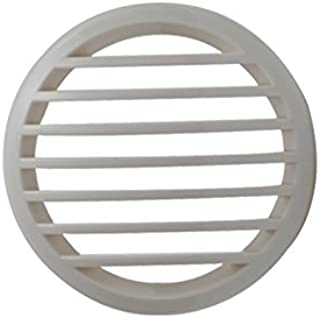 ITC White blower vent grill for 4