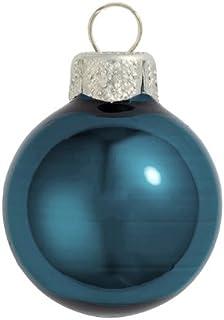 Amazon Com Blue Ball Ornaments Ornaments Home Kitchen