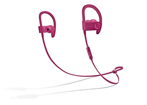 Powerbeats3 Wireless Earphones - Neighborhood Collection - Brick Red (Renewed)