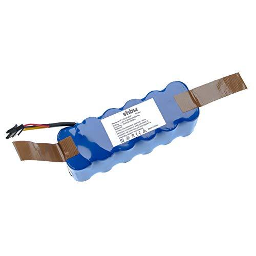 vhbw Ni-MH Batteria 2000mAh (14.4V) per robot aspirapolvere per uso domestico Haier SWR-T320, SWR-T321, SWR-T322, SWR-T325 come LP43SC2000P.