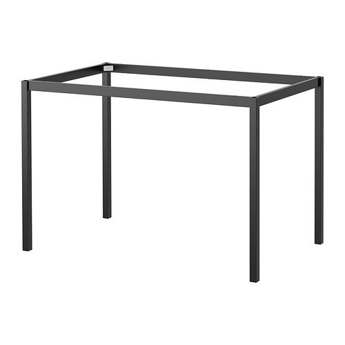 Ikea TARENDO–underframe, Negro–110x 67cm
