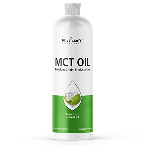 Dr. Approved MCT Oil Keto-Friendly from Coconut Oil