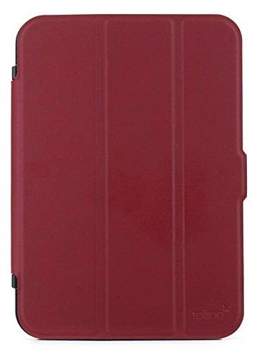 Preisvergleich Produktbild tolino shine 2 HD Slim Falthülle Rot