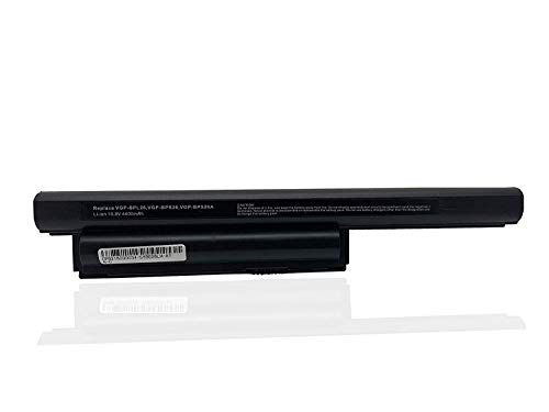 ZJS Laptop-Akku VGP-BPS26 für Sony VAIO VGP-BPS26A VGP-BPL26 PCG-61713M PCG-61714M PCG-91 PCG-91211M VPCEG VPCEH VPCEJ-10.8V 4400mAh