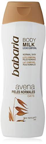 Babaria Leche Corporal Rápida Absorción - 500 ml