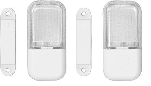 Smartwares LED-kastlamp met magneetschakelaar 0,16 W, wit 7000.035