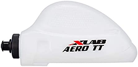 Xlab Aero TT Spare Bottle-Clear, Adults Unisex, White, Standard