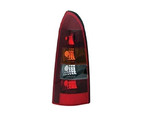 V-maxzone Vt983l gauche arrière Queue de lumière fumée Jaune