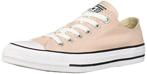 Converse Unisex Chuck Taylor All Star 2019 Seasonal Low Top Sneaker, Particle Beige, 7.5 M US