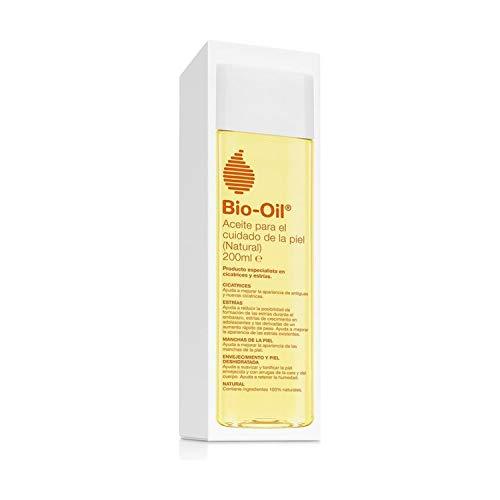 Bio-Oil Aceite Natural para el Cuidado de la Piel, Mejora la Apariencia de Cicatrices, Prevención de Estrías, Tratamiento Antimanchas, 25 Ml
