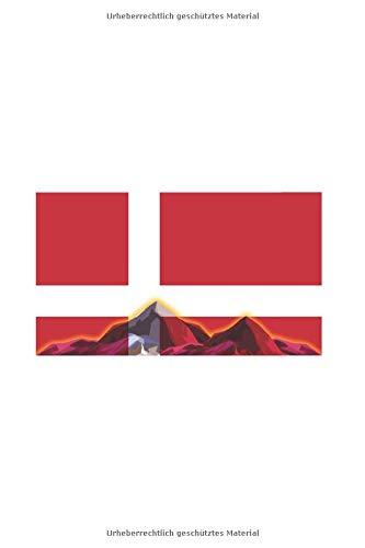 Mein Dänemark Notizbuch: Dänemark Angeln Skandinavien als Geschenkidee als Planer Tagebuch Notizheft oder Notizblock 6x9 DIN A5 120 Seiten | Liniert