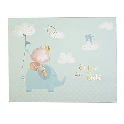 Busquets Libro de mi bebé Elefante