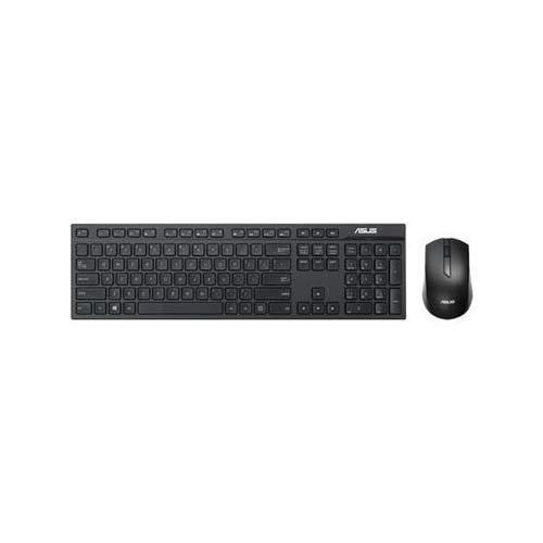 Asus 90XB0440-BKM020 W2500 Juego de ratón y teclado