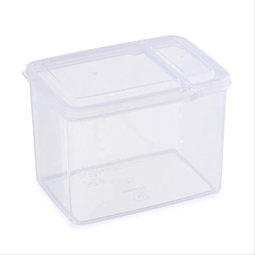 1.2l Kitchen Food Crisper Food Container Box Storage Box Food Storage Box
