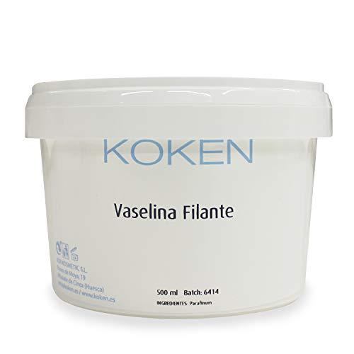 Vaselina Filante 500 ml Uso Cosmético, Vaselina para Tatuajes