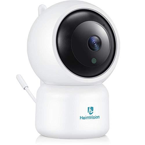 HeimVision Soothe 3-C 1080P - Cámara para monitor de bebé (sólo compatible con monitor de bebé HeimVision Soothe 3, cámara de vigilancia IP interior con visión nocturna