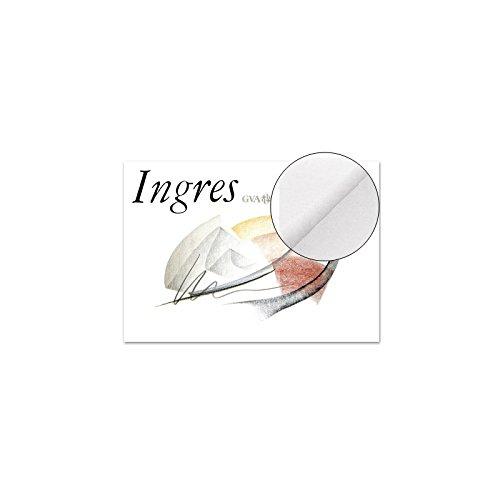 Bloc Encolado, 23x32,5 cm, 20 Hojas, Guarro Ingres 30% Algodón, Verjurado 108g