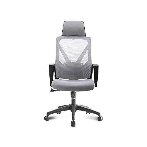 FENXIXI Diseño 2020 de malla completa multifuncional cómoda silla de oficina ergonómica (color: B)