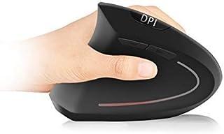 فأرة بلوتوث متوافقة مع بي سي & لابتوب - 2.4 جيجا - ماوس بصري مريح لاسلكي - محمولة - أجهزة المكتب - أجهزة الكمبيوتر المحمول...