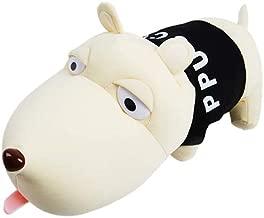 interjunzhan Cute Cartoon Dog Bamboo Car Deodorant Air Purifying Useful Decor Charcoal Bag (1pcs) Black