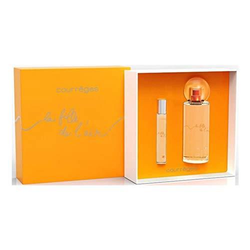 Courreges die Mädchen der Air Set Eau de Parfum 90+ Eau de Parfum Mini 20ml