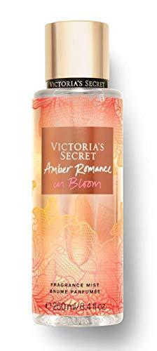 Victoria Secret New! In Bloom Fragrance Mist AMBER ROMANCE in BLOOM 250ml