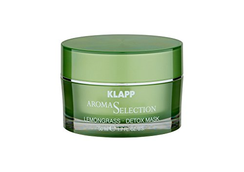 Klapp Aroma Selection Lemongrass Detox Mask Limitierte Edition