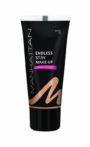 Manhattan Manhattan Endless Stay Make-up, - Beige 66 - 1er Pack (1 x 30 milliliter)