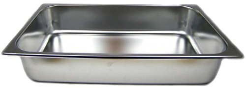 GN 1/1 Gastronormbehälter GN-Behälter Gastronorm Edelstahl 16 Liter Tiefe 100mm