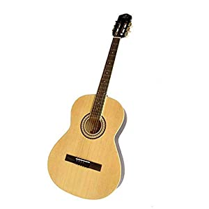Pluto HW39-201P Electro Acoustic Guitar - Rosewood Fretboard - Natural 6