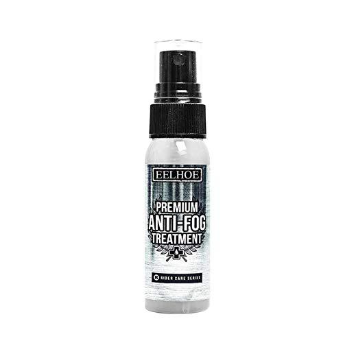 Antibeschlag-Spray für Brillen, langlebiger Anti-Nebel-Defogger für Brillen, Schutzbrillen, Skimasken-Spiegel und Windows-Windschutzscheibe, 32 ml