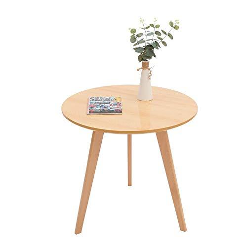 Jcnfa-bijzettafel Ronde Sofa Side End Tafels Koffietafel/nachtkastje Voor Woonkamer Slaapkamer Kleine Ruimte