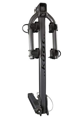 """Kuat Beta 2-Bike Hitch Rack, Gray, 1.25"""" Hitch Size"""