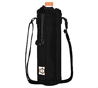 Penguin Insulated Bottle Bag, Large - Black