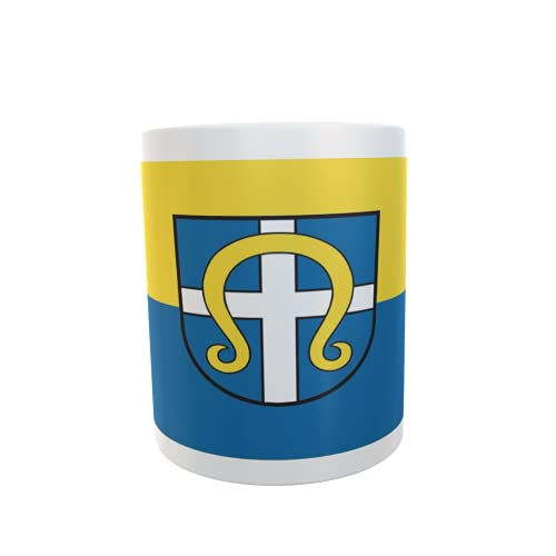 U24 Tasse Kaffeebecher Mug Cup Flagge Korntal-Münchingen
