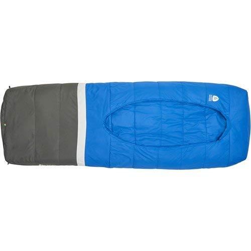 Sierra Designs Frontcountry Bed: 35 Degree Synthetic Blue/Grey, Regular [並行輸入品]