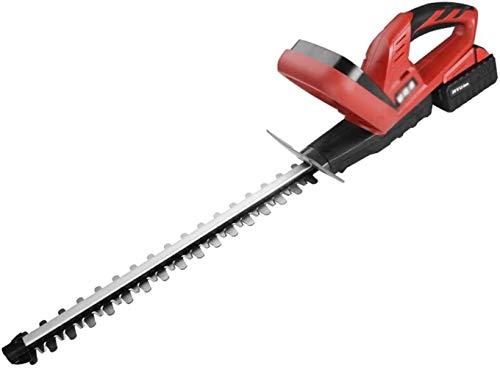 20v.4ah cortasetos, Seto recargable Trimmer eléctrico Tijeras de podar de litio cortasetos, cortasetos portátil