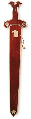Legler - 2020916 - Accessoire pour Déguisement - Set D'accessoires - Epée - Etoile De Faucon