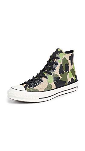 Converse Herren Sneakers Chuck 70 HI Camouflage 43