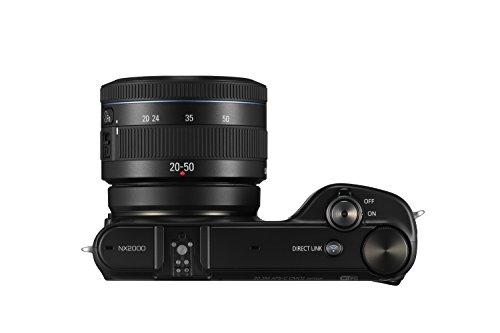 Samsung NX2000 20-50/3.5-5.6 ED II (EX-S2050BNB)