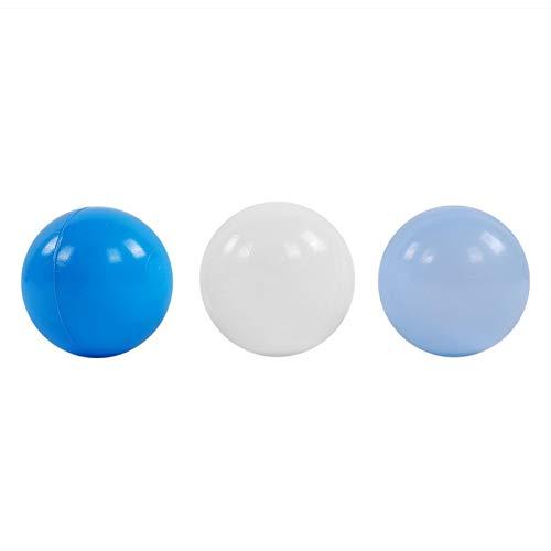 Lairun Piscina de Bolas de plástico Piscina de Bolas de Piscina de Juguete para bebés