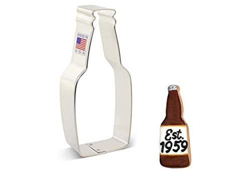 Ann Clark - Cortador de galletas para cerveza y refrescos, 11,4 cm