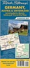 Rick Steves' Germany, Austria, and Switzerland Map Publisher: Avalon Travel Publishing; Map edition