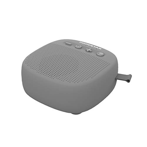 HIOD P9 Bocina Bluetooth Al Aire Libre Impermeable Portátil Altavoz Inalámbrico con Luz LED Batería 1800mAh 33 pies (10m) Distancia,Gray
